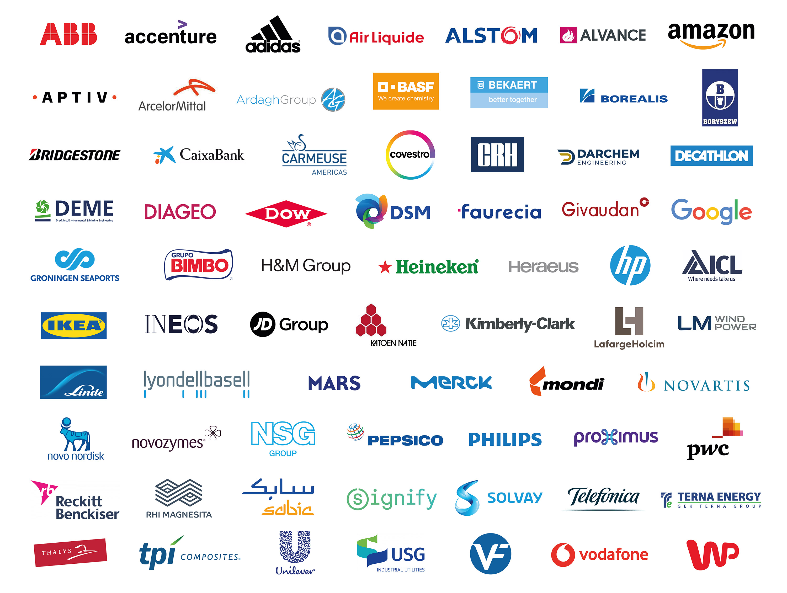RE-Source 2020 companies attending