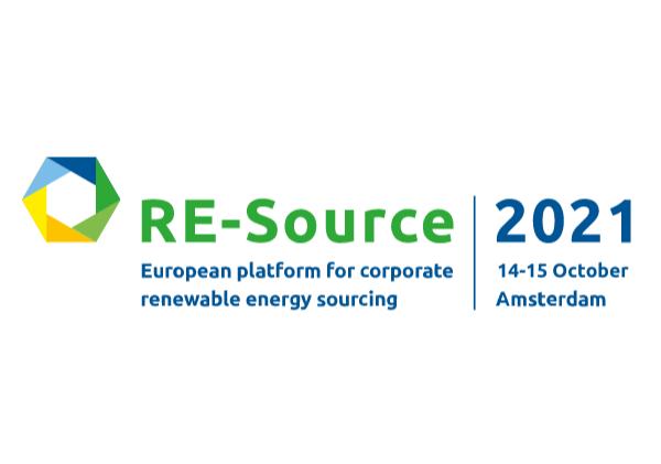 RE-Source 2021 logo